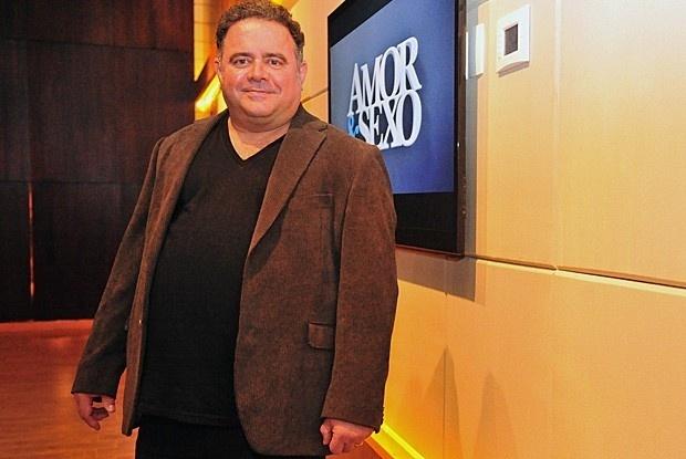 """12.dez.2013- Além de cantar, Leo Jaime faz sucesso com suas opiniões no """"Amor e Sexo"""""""