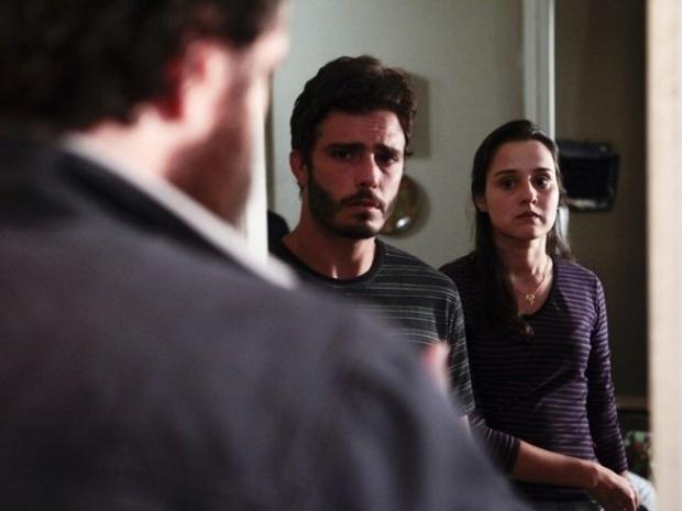 """Em """"Além do Horizonte"""", André é enganado por William e Sandra"""