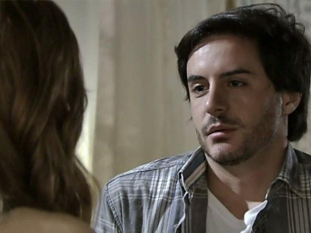 """Em """"Amor à Vida"""", Natasha manda Thales se separar de Leila"""