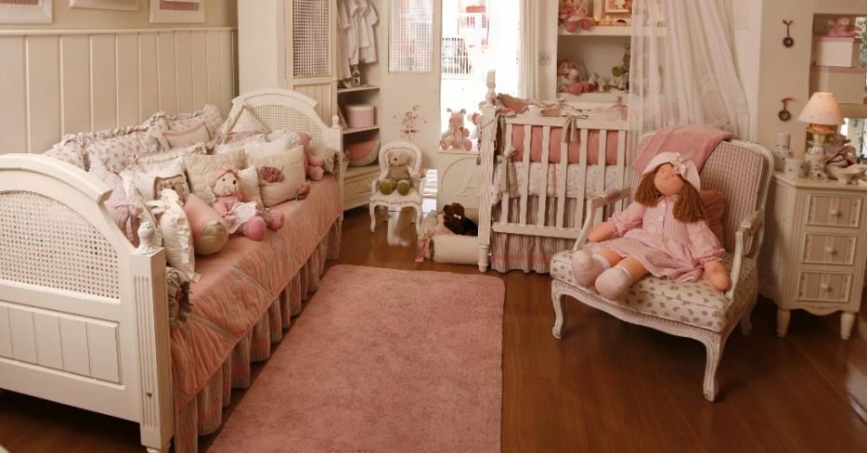 quarto de bebê mama art happy nic