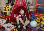 Pais e crianças trocam e doam brinquedos no mês do Natal; confira dicas - Gabo Morales/Folhapress