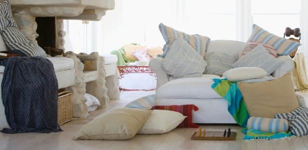 Dicas práticas ajudam a arrumar a casa e a fazem parecer mais organizada do que realmente está - Thinkstock