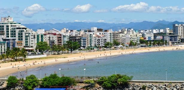 Entre as 27 capitais, Vitória (ES) lidera o ranking de bem-estar - Divulgação