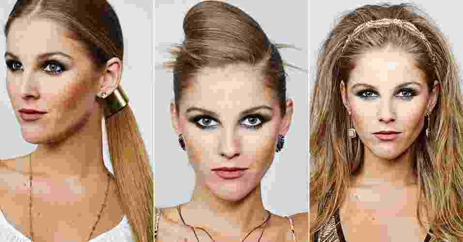 Tutorial: acessórios, tranças e ondas marcam os cabelos de Ano-Novo - Christian Parente/UOL
