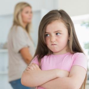 Um certo grau de desobediência da criança é normal e saudável - Getty Images