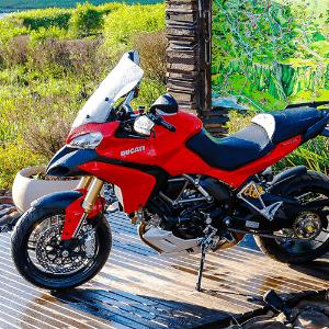 Ducati Multistrada 1200 - Divulgação