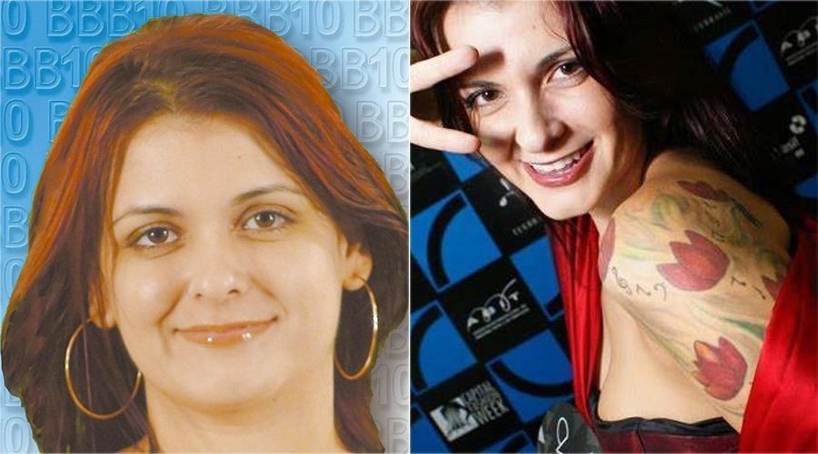 Elenita Gonçalves Rodrigues BBB10 34 anos