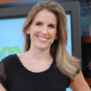 """Mariana Ferrão, apresentadora do """"Bem Estar"""", dá à luz seu segundo filho nesta quinta-feira (25) - Divulgação/TV Globo"""