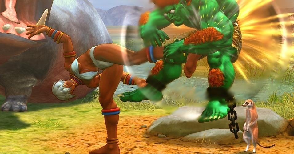 """Com cinco novos personagens e dois modos de batalha, """"Ultra Street Fighter IV"""" é a versão definitiva do jogo de luta da Capcom - Pelo menos até 2015"""