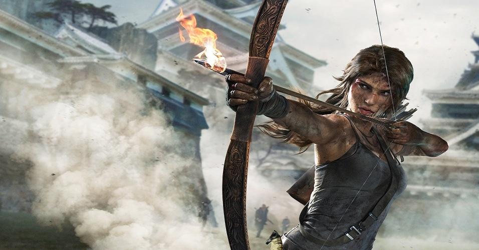 """Com conteúdo extra e em alta resolução, """"Tomb Raider: Definitive Edition"""" leva a reinvenção de Lara Croft ao XBO e PS4"""
