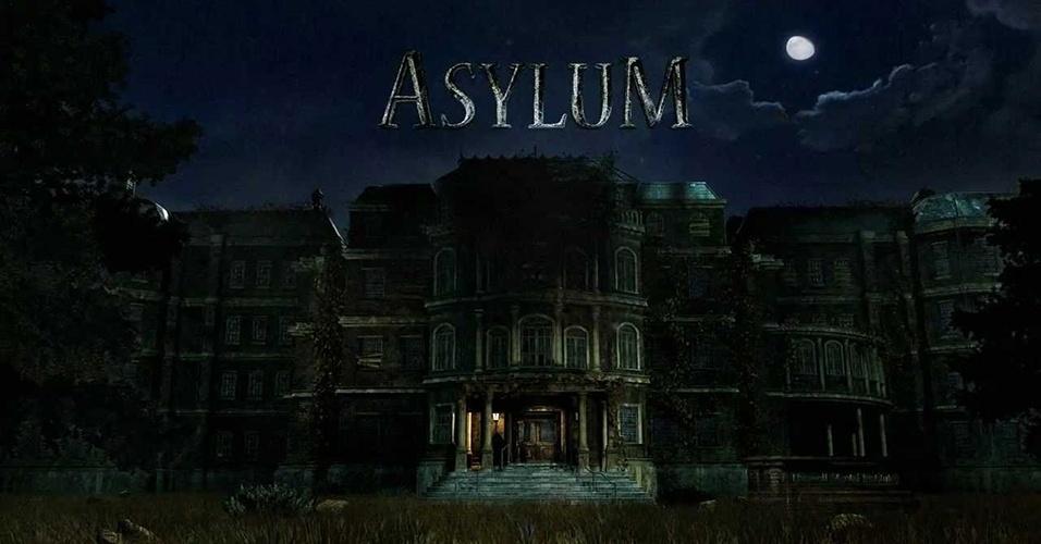 """De estúdio argentino e quase quatro anos em desenvolvimento, """"Asylum"""" é um jogo de terror psicológico que se passa em um hospício abandonado"""