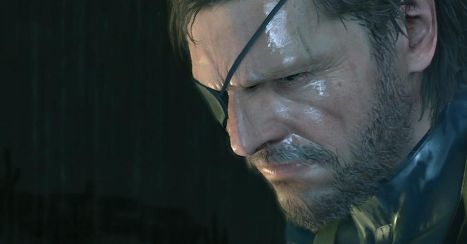 """Descrito por Hideo Kojima como """"tutorial"""" para as novas mecânicas da série, """"Metal Gear Solid: Ground Zeroes"""" (PS3, PS4, X360, XBO) será o prólogo para """"The Phantom Pain"""""""