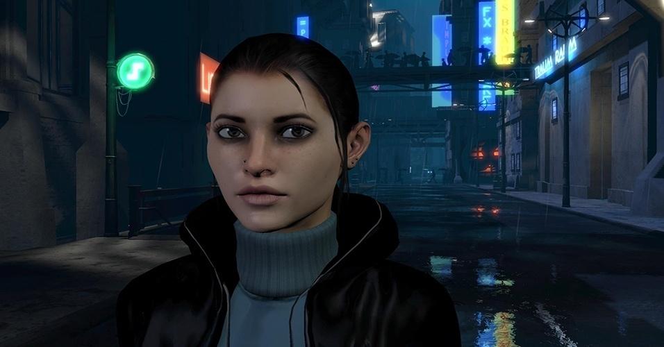 """""""Dreamfall Chapters: The Longest Journey"""" (Windows, Mac, Linux, Wii U),  financiado por Kickstarter, dará continuação à saga de April Ryan e Zoe Castillo, iniciada em 1999"""