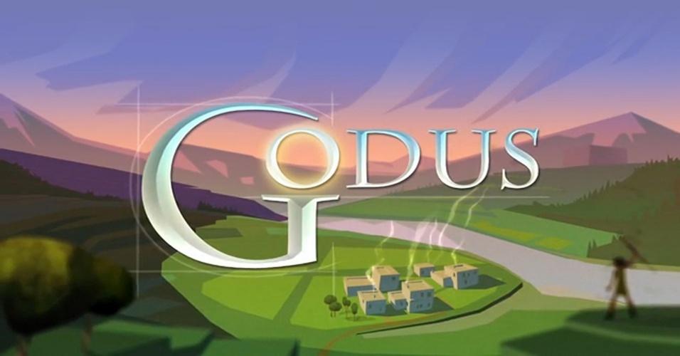"""""""Godus"""" (Windows, Mac, Linux, Android, iOS) é um god game idealizado por Peter Molyneux, um dos pais do gênero por seu clássico """"Populous"""" e a série """"Black & White"""""""