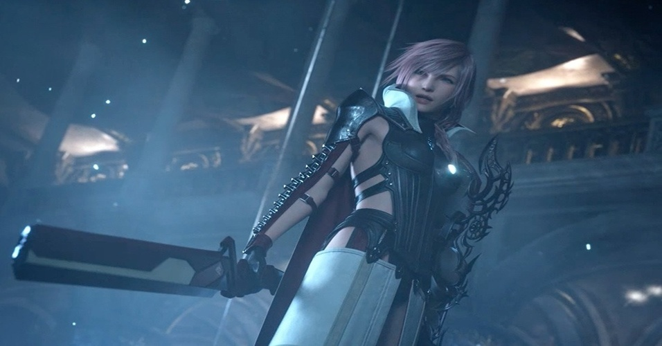"""Lightining Returns: Final Fantasy XIII"", para Xbox 360 e PS3, termina a saga da protagonista dos três primeiros capítulos da Fabula Nova Crystallis"