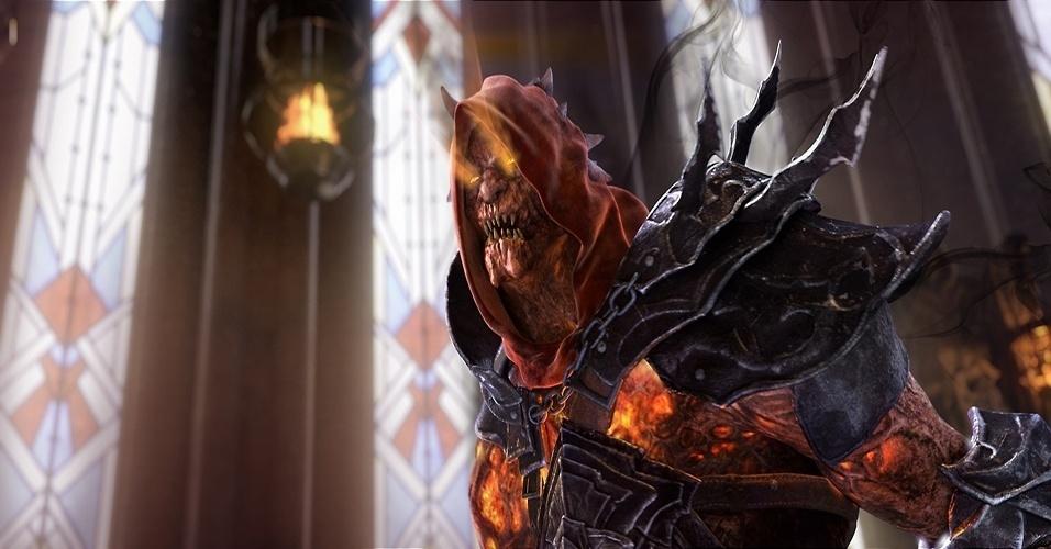 """""""Lords of the Fallen"""" (Windows, PS4, XBO) é um RPG de ação do mesmo produtor de """"Witcher 2: Assassin of Kings"""""""