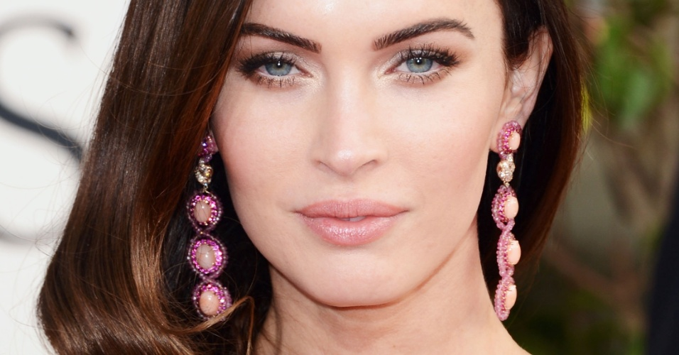 Megan Fox - Duelo Make Dourado