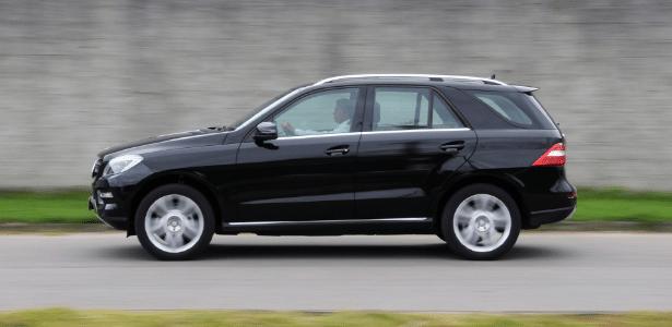 Mercedes-Benz é uma das envolvidas em investigações na Europa e EUA - Murilo Góes/UOL