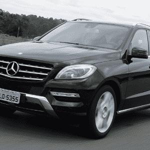 Mercedes-Benz ML 350 BlueTec - Murilo Góes/UOL