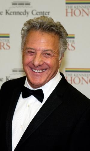 O ator Dustin Hoffman