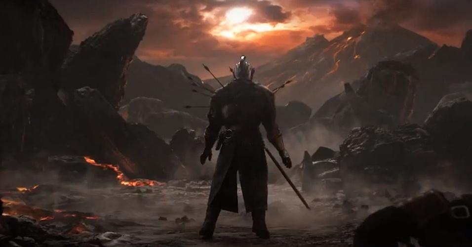 """Prepare-se para morrer ainda mais: """"Dark Souls II"""" (Windows, PS3, X360) tem lançamento em março, prometendo desafios ainda maiores para os fãs da série"""