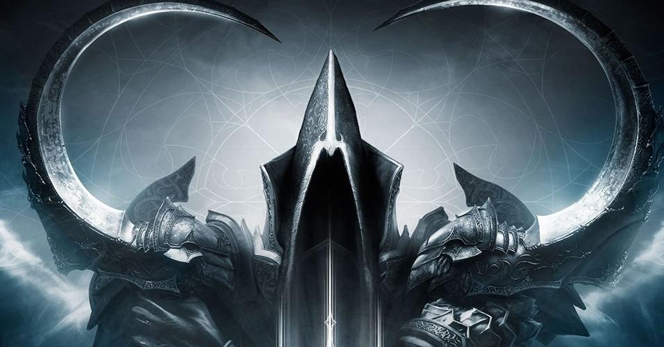 """Refinando elementos do original, a expansão """"Diablo III: Reaper of Souls"""" apresenta novos modos e classe de personagem"""