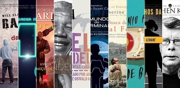 De biografias a romances, as obras de 2013 que merecem maior destaque - Divulgação