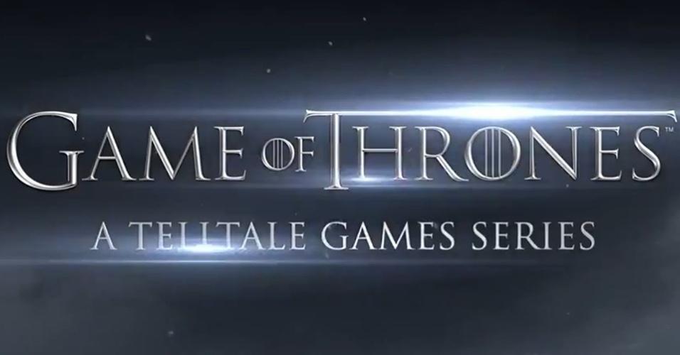 """Sem protagonista ou plataformas anunciadas, """"Game of Thrones"""" é o novo projeto do estúdio de """"The Walking Dead"""""""