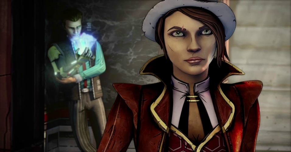 """Tales from the Borderlands"" reúne os talentos da Gearbox Software - de ""Borderlands"" - e da Telltale Games - de ""The Walking Dead"" - neste aguardado adventure"