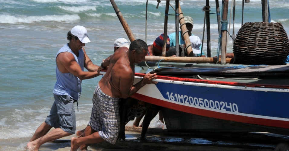 Álvaro Garnero vai mostrar também a Colônia de Pescadores de Caponga, no Ceará