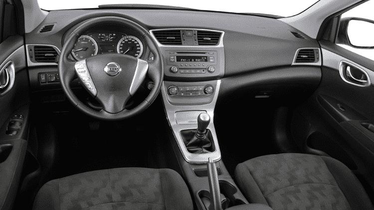Nissan Sentra S M/T 2014 - Murilo Góes/UOL - Murilo Góes/UOL