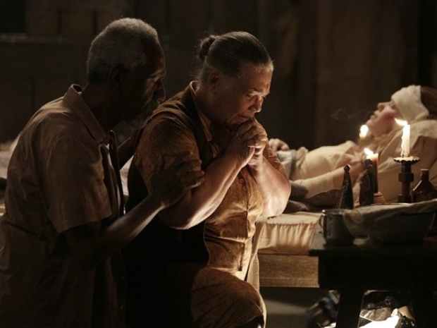 Casal de idosos cuida de Sílvia Zampari, que foi dada como morta