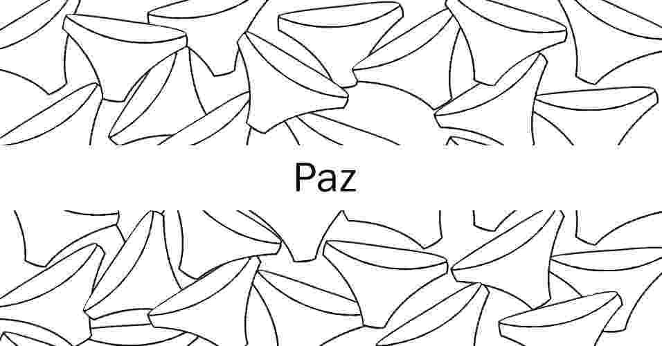 Quem gosta das superstições de Ano Novo e quer ter paz em 2014 pode usar uma calcinha branca na virada - Arte UOL