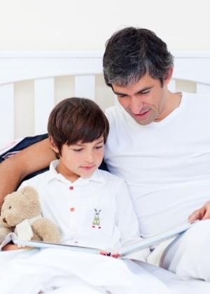 Uma nova pesquisa dos EUA mostra que mais pais estão passando um tempo com os filhos - Wavebreakmedia/Shutterstock.com