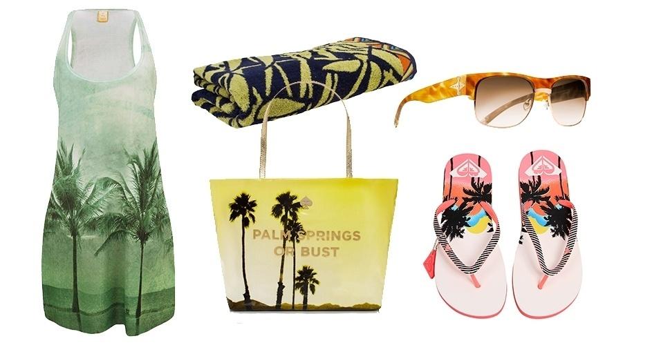 Veja combinações de como montar a bolsa de praia para o verão - BOL Fotos -  BOL Fotos f1e5c4abfa