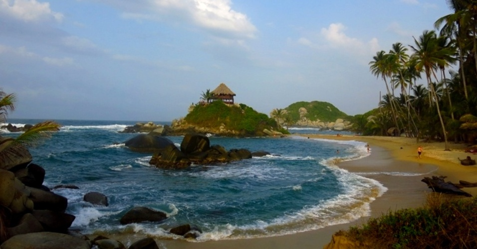 Cabo San Juan - Colômbia