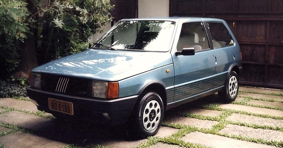 Fiat Uno 1.5 R 1987 de Eduardo Monteiro (Valinhos, SP)