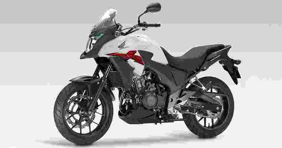 Honda CB 500X - Divulgação