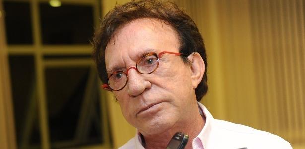 Já recebeu uma ligação do Moacyr Franco em seu celular? - Francisco Cepeda e Leo Franco/AgNews