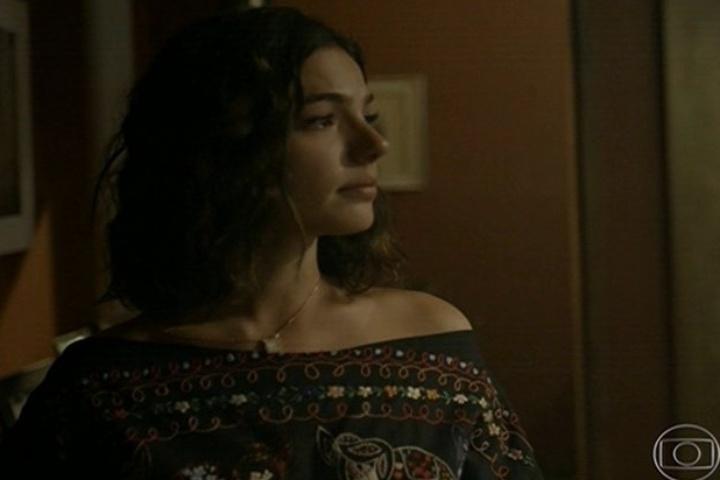 """Em """"Amores Roubados"""", Isis Valverde é Antonia, filha de Jaime (Murilo Benício) e Isabel (Patrícia Pillar)"""