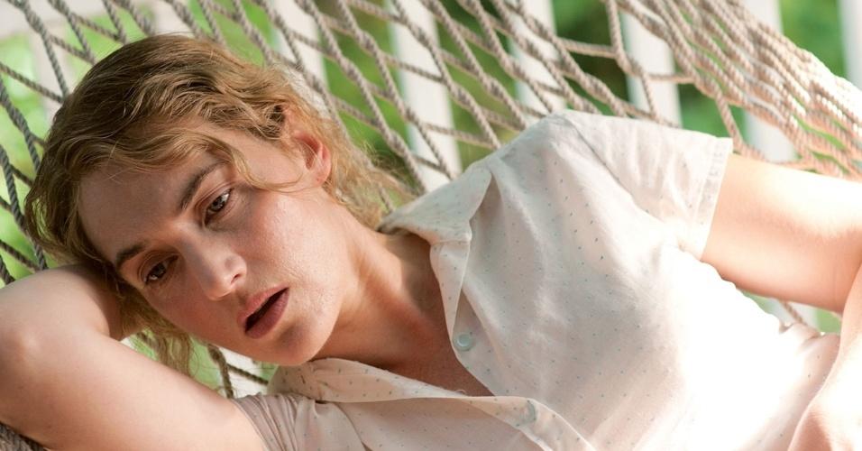 """Kate Winslet em cena de """"Refém da Paixão"""""""