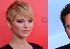 Jennifer Lawrence e Downey Jr. irão apresentar prêmios do Globo de Ouro - Reprodução