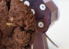 Monte boneco 3D dos Cookies Marcianos de Foodland