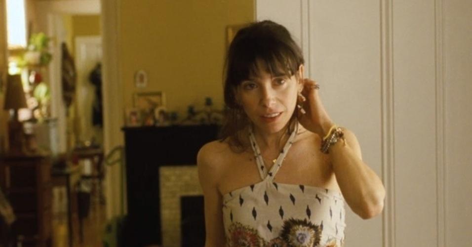 "Sally Hawkins em cena de ""Blue Jasmine"""