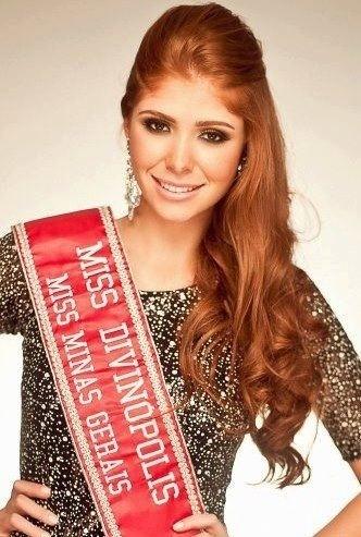"""A mineira Amanda Contijo, participante do """"BBB 14"""", é modelo e foi Miss Divinópolis 2012. Aos 23 anos, ela estuda Engenharia Civil e trabalha na prefeitura de Divinópolis."""
