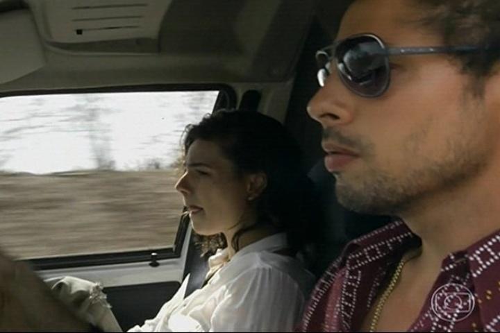 amores roubados - primeiras cenas de isis e cauã