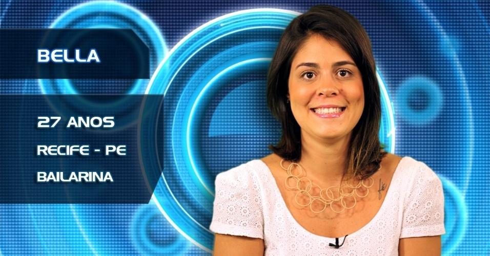 Bella, 27 anos, Recife, bailarina