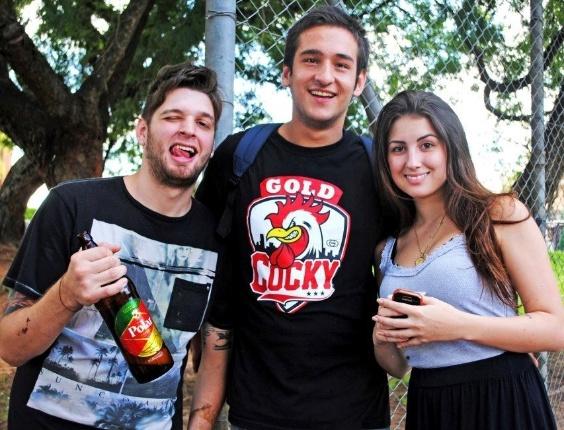 """Cássio Lannes, 22 anos, é gaúcho e estudante de Publicidade e Propaganda na PUC do Rio Grande do Sul. O jovem é torcedor do Internacional. O """"BBB14"""" estreia dia 14 de janeiro, na Globo"""