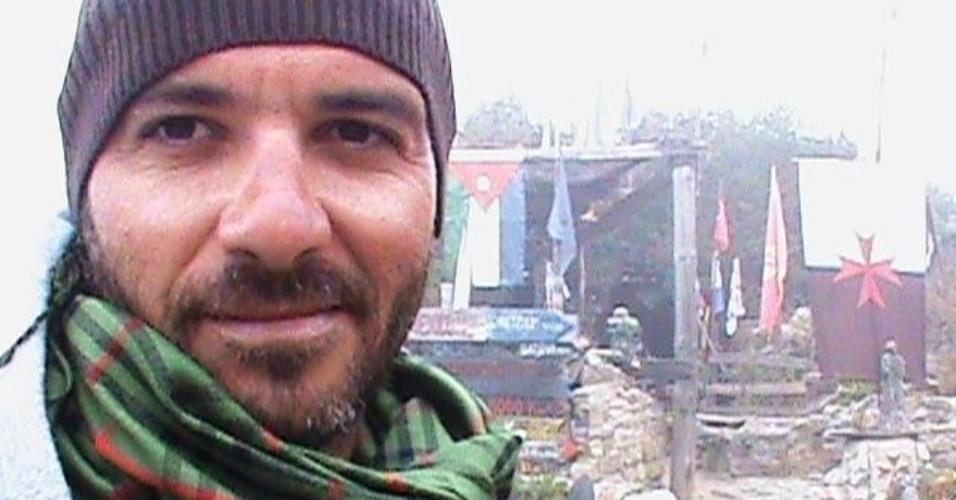 Dono do Buffet Infantil Superperalta, Vagner tem 37 anos, mora em São Paulo e é solteiro