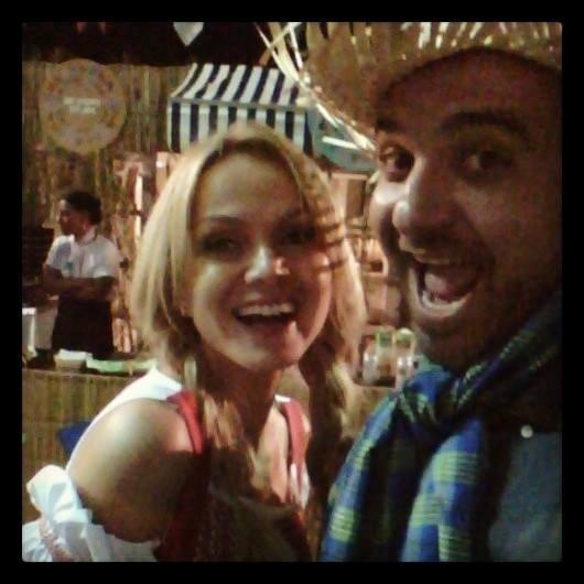 Dono do Buffet Infantil Superperalta, Vagner tem 37 anos, mora em São Paulo e é solteiro. Além de festas infantis, de casamento, ele também organizou o arraiá da apresentadora Eliana